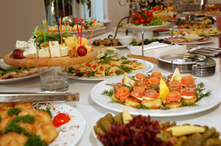 Events Catering West Yorkshire